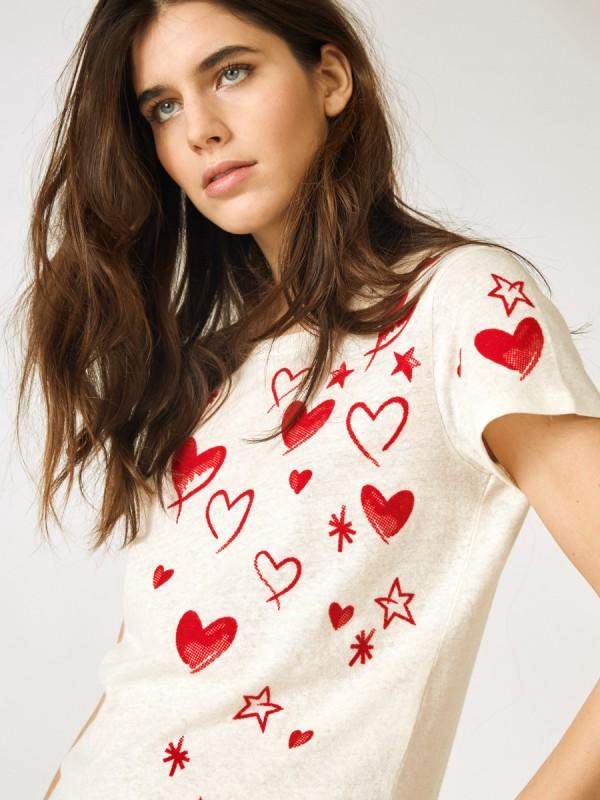 T-shirt mathieu