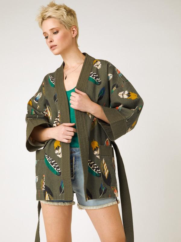 Ciara Kimono