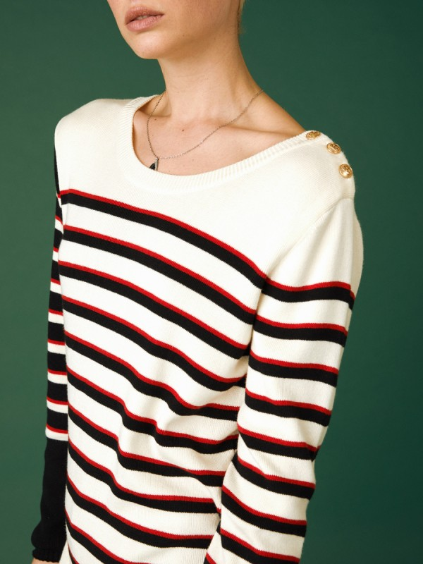 Asie Pull-Over
