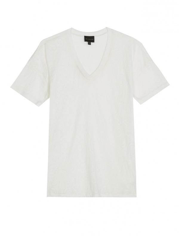 T-shirt manu