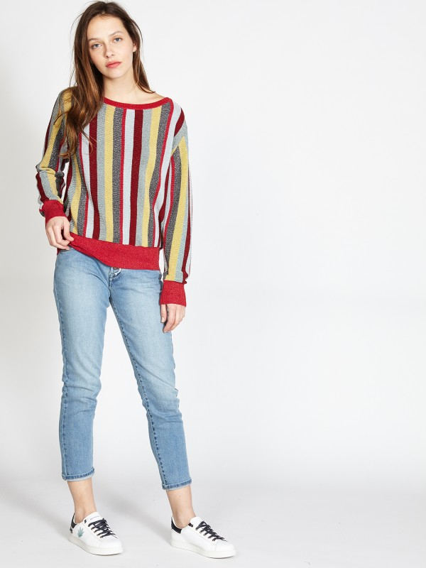 Victorien pull-over