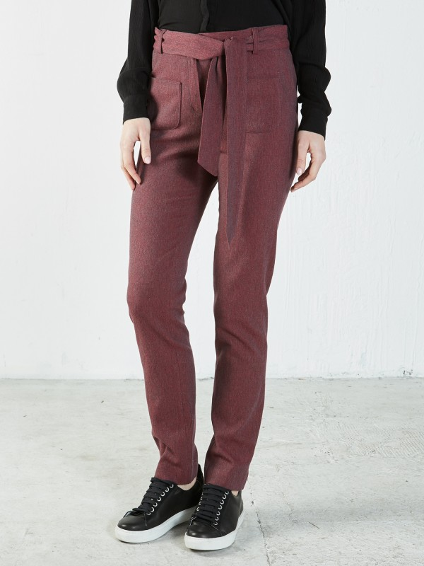 Pantalon mat